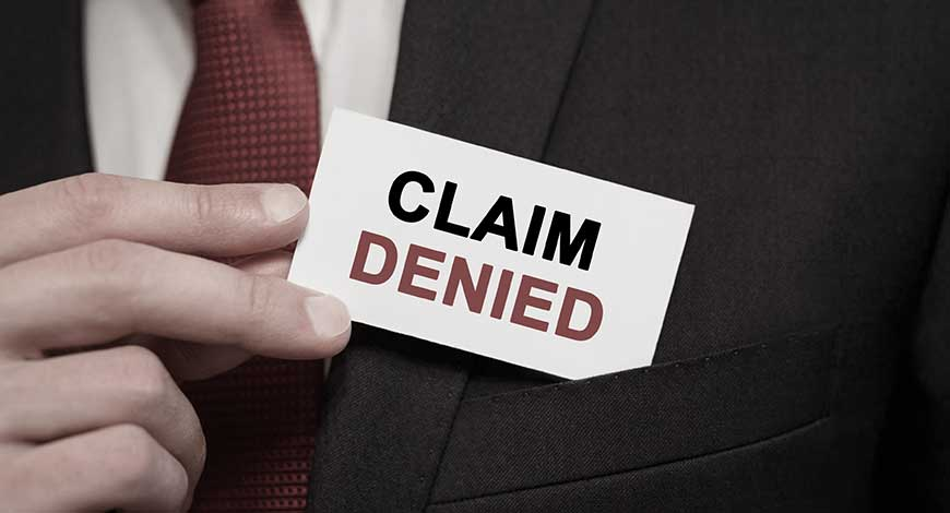 Denied Insurance Claims