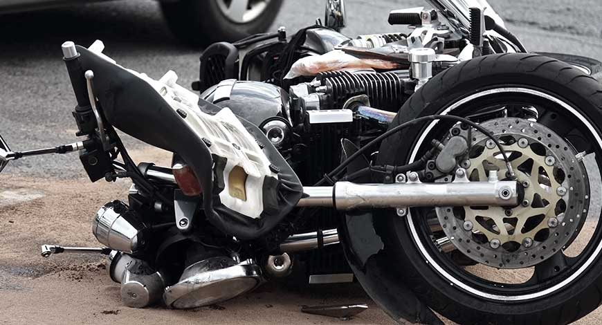 Motorcycle Accidents | Pappas & Russell, P A